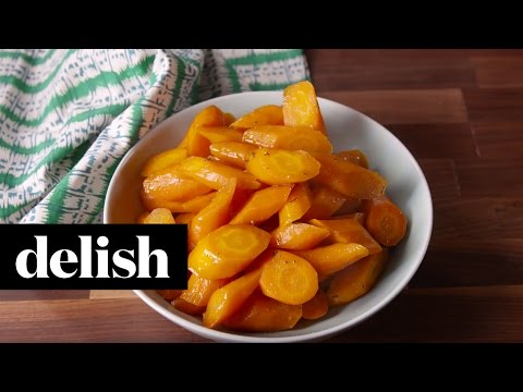 Brown Butter Carrots | Delish