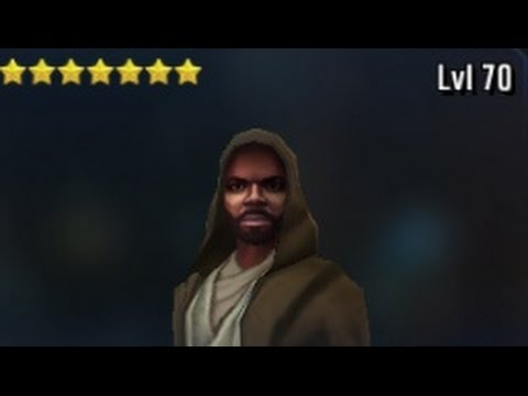 Star Wars: Galaxy Of Heroes - Jedi Consular