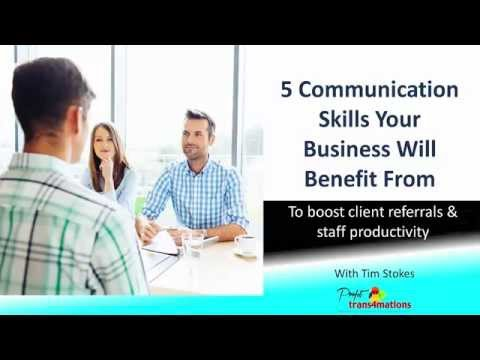 How to Develop Communication Skills | Effective Communication Skills Examples| DISC Personality Type