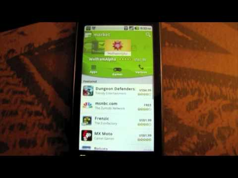 Android App Marketplace Review