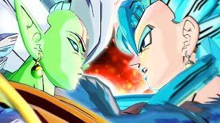 SSJ4 BABY MERGED ZAMASU vs SSGSS4 VEGITO - Dragon Ball Xenoverse 2 Mods | Pungence