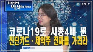 코로나19로 시총4배 뛴 진단키드·제약주 진짜를 가려라/기관의 눈/최성민의 빅샷/한국경제TV