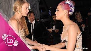 Taylor Swift: Versöhnung mit Erzfeindin Katy Perry!
