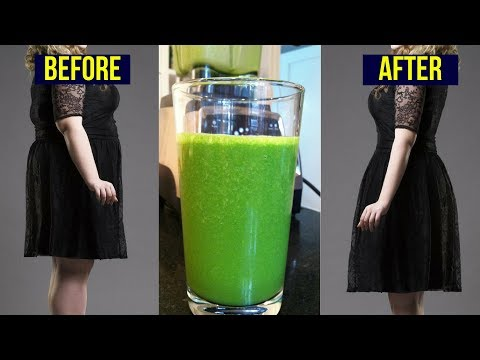 Morning Drink How to Lose Belly Fat Naturally / Lose 10 Pounds in a Week
