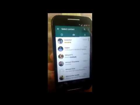 whatsapp image thumbnail, image, picture change magic trick for android mobiles after download
