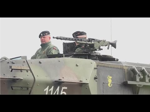 Expensive security, Poland willing to pay billions US troops