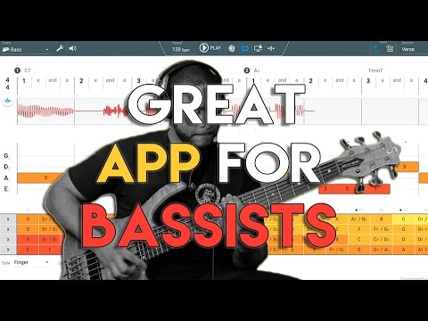 Great App For Bass players