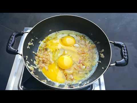 Egg Maggi | Maggi Egg Recipe