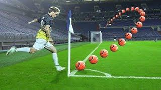 PRO Footballer vs Youtuber vs Sunday League Player - Football Challenges