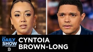 """Cyntoia Brown-Long - """"Free Cyntoia"""" and Living Her Dream After Prison 