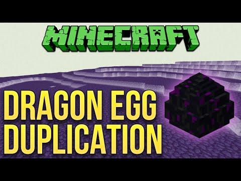 Minecraft 1.10: Dragon Egg Duplication Tutorial