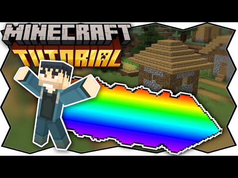 MINECRAFT - PS4 - HOW TO SPRINT OR FLY FAST TUTORIAL ( XBOX / XBOX ONE / PE / PS3 )