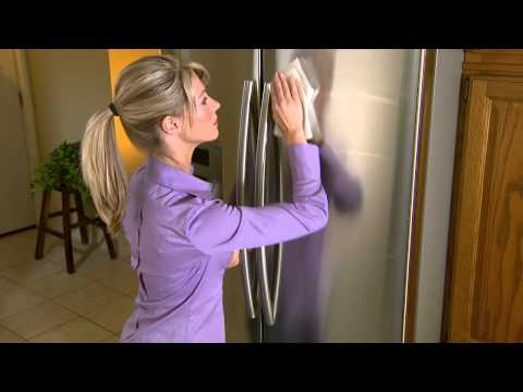 How To Clean Stainless Steel Appliances -- Magic