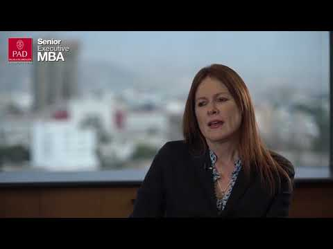Ingrid del Solar - Egresada Senior Executive MBA