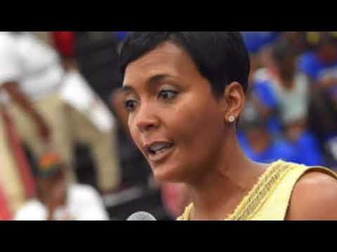 Atlanta Mayor, Keisha Lance Bottoms, Asks Entire Cabinet To Resign