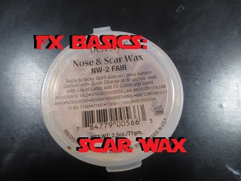 FX Basics: Scar Wax