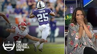 College football Week 8's 'Holy Cow' moments   The College Football Show