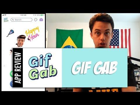 Gif Gab - Funny gif creator