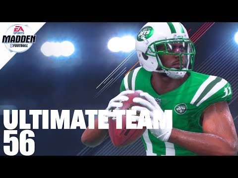 Madden 18 Ultimate Team - Golden Tickets Ep.56
