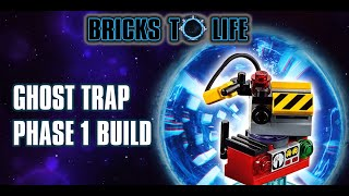 Ghost Trap Build Phase 1 Lego Dimensions Ghostbusters Level Pack