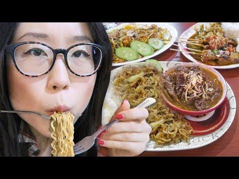 INDONESIAN FOOD in South Korea