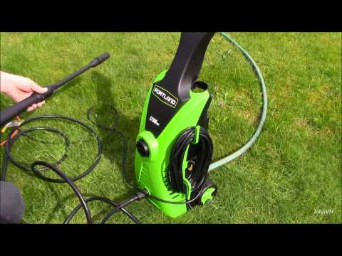 Harbor Freight Portland 1750 PSI Pressure Washer Review 63254