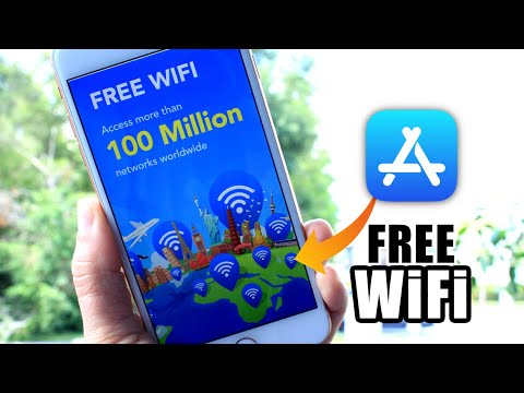 Get FREE Wifi Anywhere   MUST DOWNLOAD App