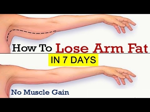 LOSE ARM FAT IN JUST 7 DAYS | TONE ARMS AND GAIN CONFIDENCE | Natural Home Remedies