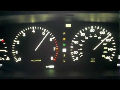 1994 Lexus LS400 60-120mph