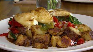 Breakfast: Mike's City Diner & JJ's Cafe