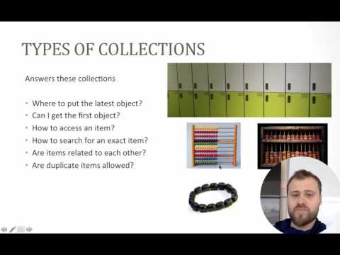 1- Introduction to Java collections