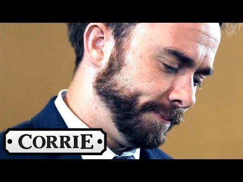 Coronation Street - The Judge Passes His Sentence on David