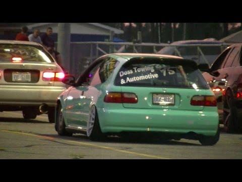 Street / Stock Cars Drag Racing @ Phantasm Rockingham NC