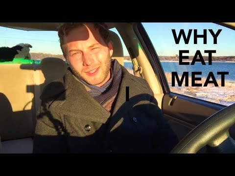 Why I Eat Meat