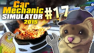 WHO ABUSED YOU? - Car Mechanic Simulator 2015 Part 17