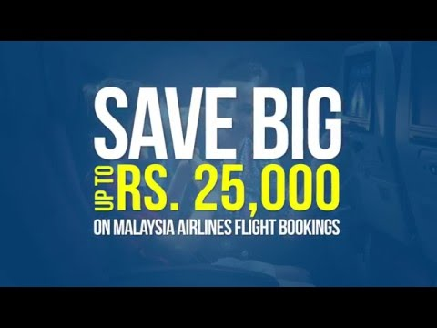 SAVE BIG! on Malaysia Airlines