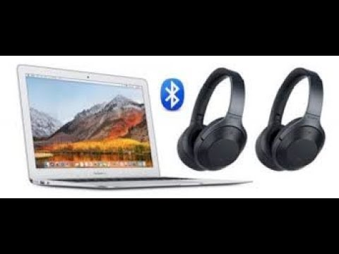 Setup Bluetooth earphone on MAC PC