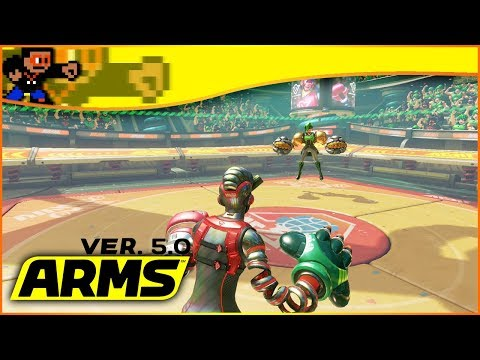 ARMS  Ver. 5.0 | How Did I Come Back?!