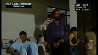 RELIVE : INDIA VS PAKISTAN | 2nd MATCH COCA COLA CUP | SHARJAH, 1999