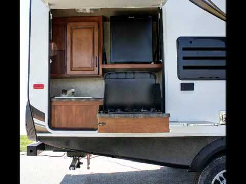 2013 Keystone Bullet Premier 22RBPR New Front Cap New Interior Fall Package