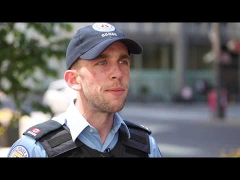 Toronto parking enforcement office Kyle Ashley profile (June 15)