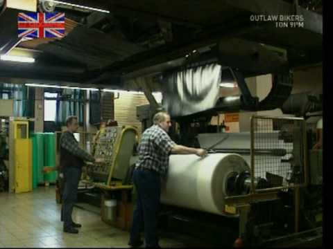 How Are Bicycle Tyres Made