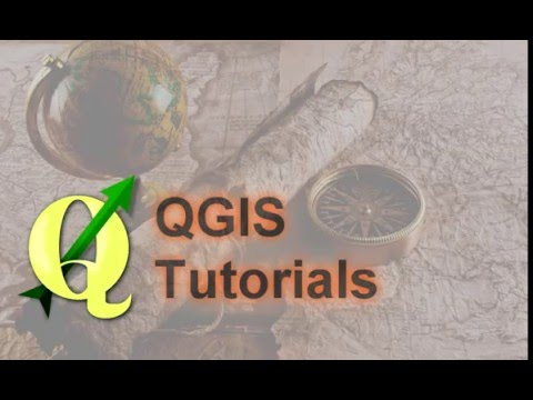 QGIS Tutorials: Make DEM and contours from Google Earth