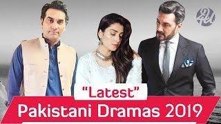 Top 10 Latest Pakistani Dramas 2019 | Must Watch