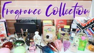 Perfume collection!