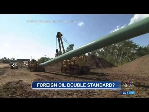 Ottawa puts Canadian oil companies at unfair advantage