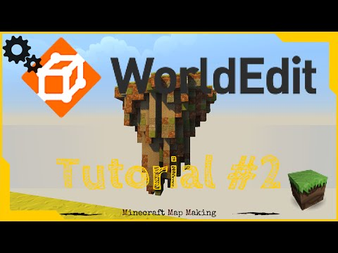 How to create floating islands in Minecraft - World Edit