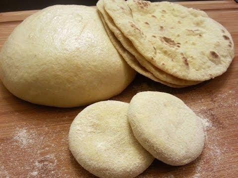 How to make roti dough   Angels reborn