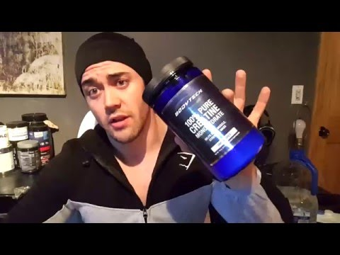 When Should You Be Taking Creatine?