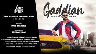 Mehngi Mehngi Gaddiyan  | (Full HD) | Armaan Maan | New Punjabi Songs 2019 | Jass Records